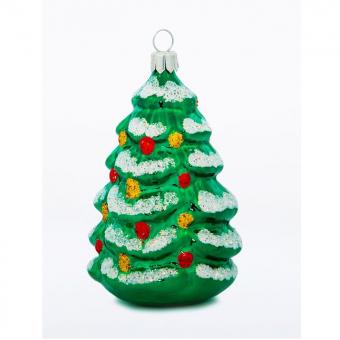 christmas tree figurine