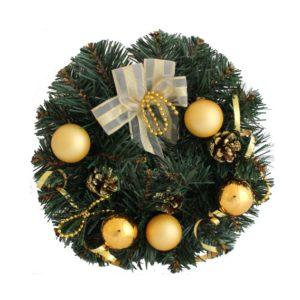christmas bauble garlands